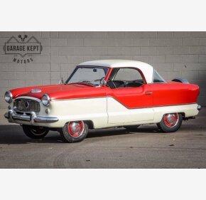 1959 Nash Metropolitan for sale 101383880