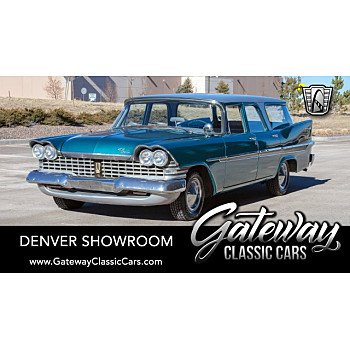1959 Plymouth Other Plymouth Models for sale 101332357