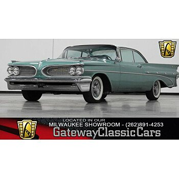 1959 Pontiac Bonneville for sale 101076979