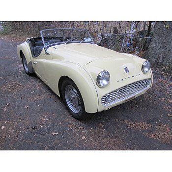 1959 Triumph TR3A for sale 101057981