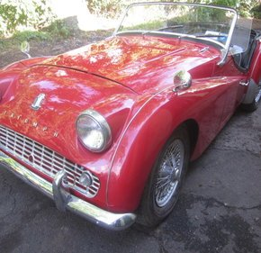 1959 Triumph TR3A for sale 101358315