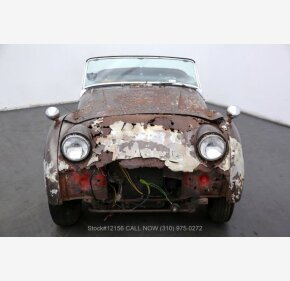 1959 Triumph TR3A for sale 101397439