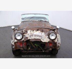 1959 Triumph TR3A for sale 101431137