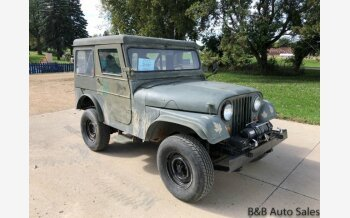 1959 Willys CJ-5 for sale 101160519