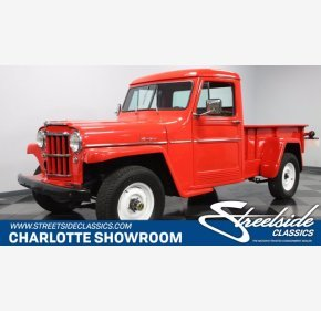 1959 Willys Pickup for sale 101386094