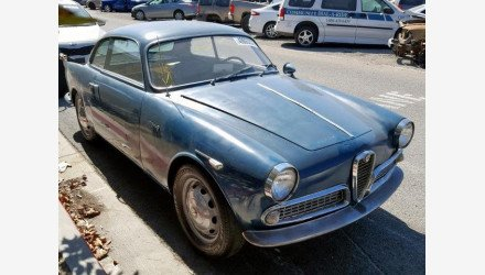 1960 Alfa Romeo Giulietta for sale 101242171