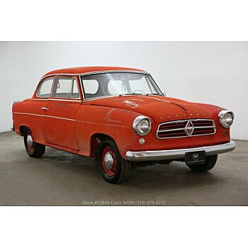 1960 Borgward Isabella for sale 101108774