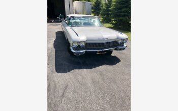 1960 Cadillac De Ville Coupe for sale 101189189