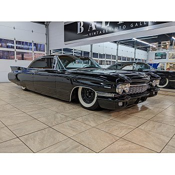 1960 Cadillac De Ville Coupe for sale 101249086