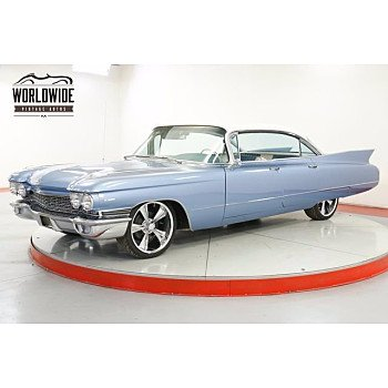 1960 Cadillac De Ville for sale 101341079