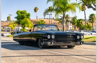 1960 Cadillac De Ville Convertible for sale 101367257