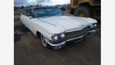 1960 Cadillac Fleetwood for sale 101416830