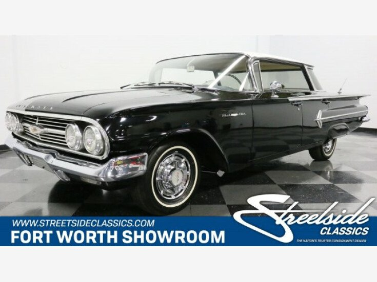 1960 Chevrolet Bel Air for sale near Fort Worth, Texas 76137