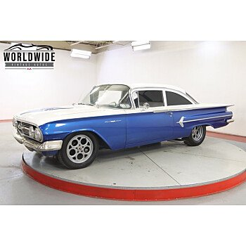 1960 Chevrolet Bel Air for sale 101465886