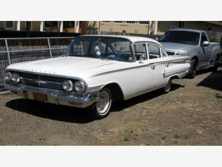 1960 Chevrolet Biscayne For Sale Near Cadillac Michigan 49601