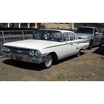 1960 Chevrolet Biscayne for sale 101046808