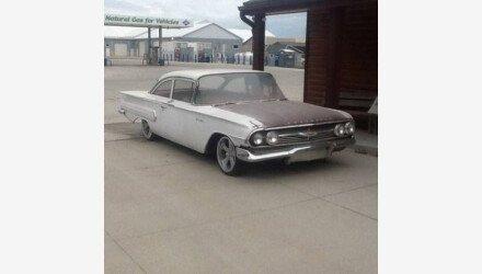 1960 Chevrolet Biscayne for sale 101130013