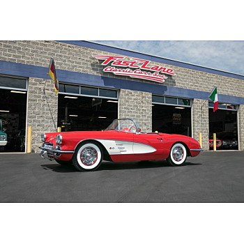 1960 Chevrolet Corvette for sale 101074773