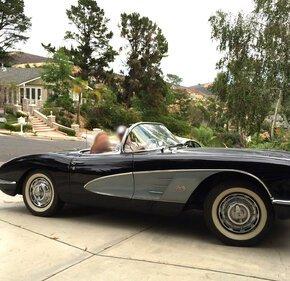 1960 Chevrolet Corvette Convertible for sale 100995080