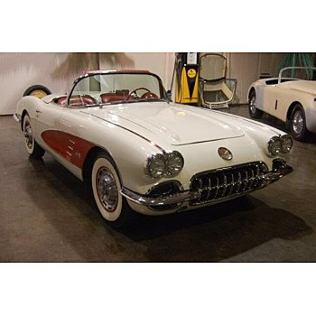 1960 Chevrolet Corvette for sale 101224083
