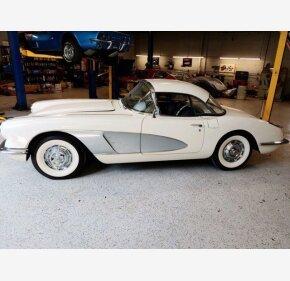 1960 Chevrolet Corvette Convertible for sale 101328402