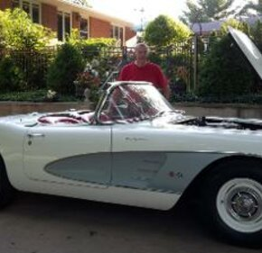 1960 Chevrolet Corvette for sale 101391168