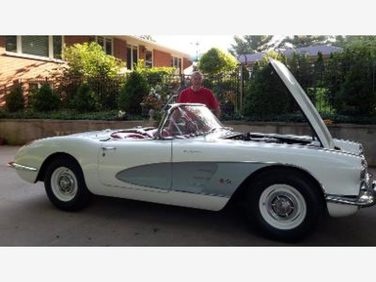 1960 Chevrolet Corvette for sale 101391168