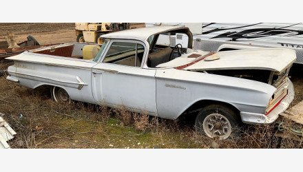 1960 Chevrolet El Camino for sale 101432191