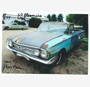 1960 Chevrolet El Camino for sale 101139270