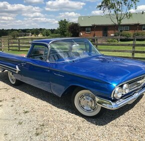 1960 Chevrolet El Camino for sale 101361526
