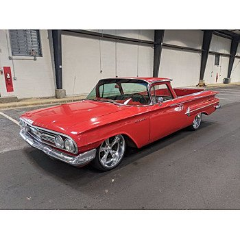 1960 Chevrolet El Camino for sale 101386253