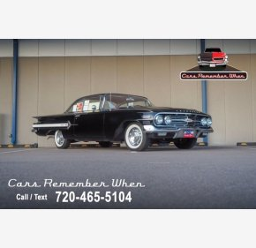 1960 Chevrolet Impala for sale 101355136