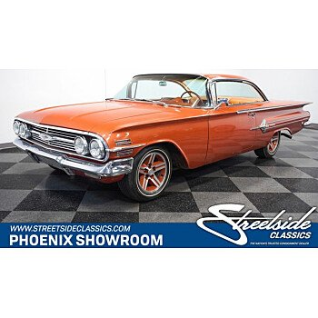 1960 Chevrolet Impala for sale 101386206
