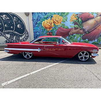 1960 Chevrolet Impala for sale 101474364