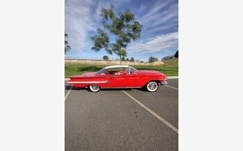 1960 Chevrolet Impala Coupe for sale 101620531