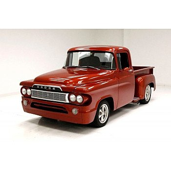 1960 Dodge D/W Truck for sale 101189403