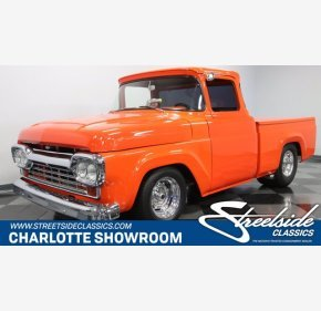 1960 Ford F100 for sale 101383264