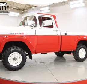 1960 Ford F100 for sale 101394691