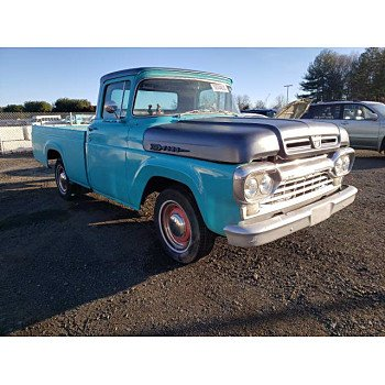 1960 Ford F100 for sale 101427281