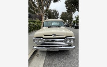 1960 Ford F100 2WD Regular Cab for sale 101505984