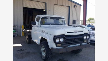 1960 Ford F250 for sale 101354485