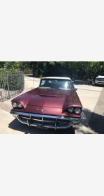 1960 Ford Thunderbird for sale 101000570
