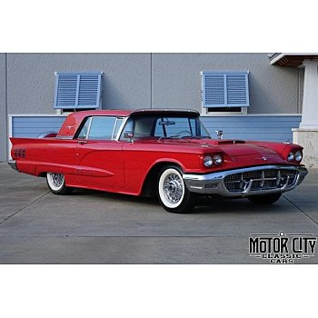 1960 Ford Thunderbird for sale 101286398
