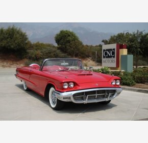1960 Ford Thunderbird for sale 101381546