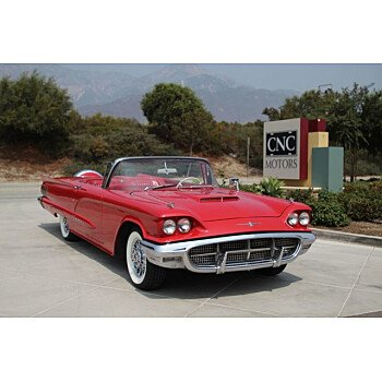 1960 Ford Thunderbird for sale 101381546