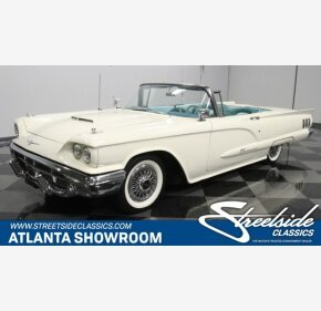1960 Ford Thunderbird for sale 101389027