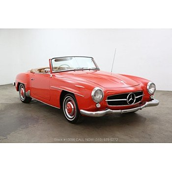 1960 Mercedes-Benz 190SL for sale 101026519