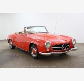 1960 Mercedes-Benz 190SL for sale 101026519