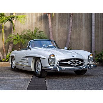 1960 Mercedes-Benz 300SL for sale 101366867
