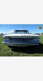 1960 Pontiac Bonneville for sale 101049995